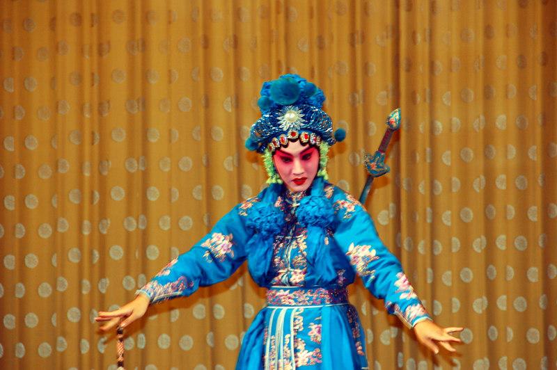 Chinese Opera Beijing China