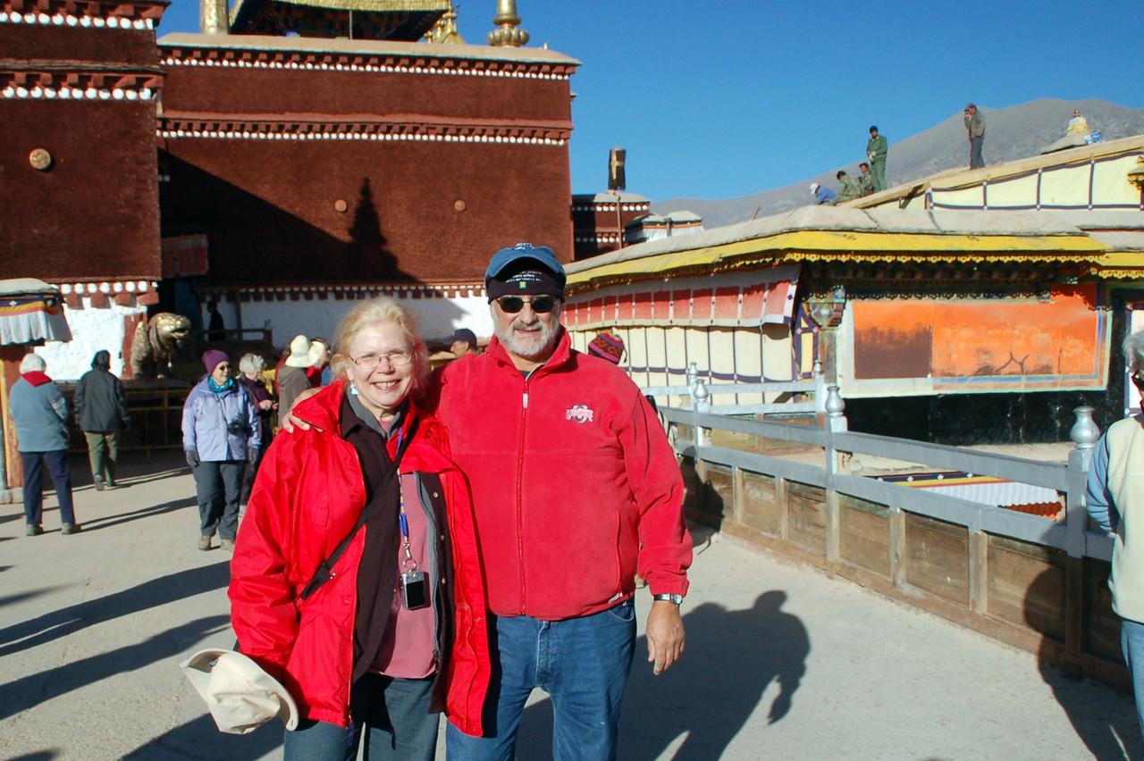 Portala (Dali Lama) Palace, Tibet