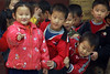 elementary school China photographs Chinese school children