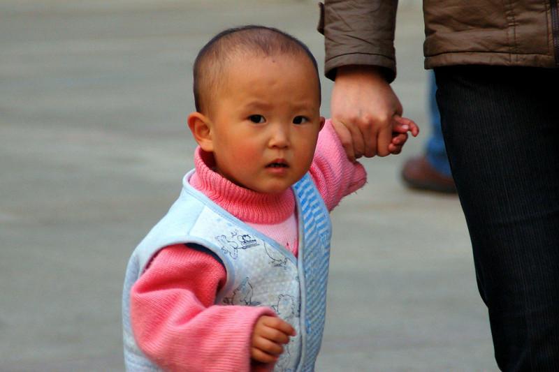 CHINA STEET SCENES 2005