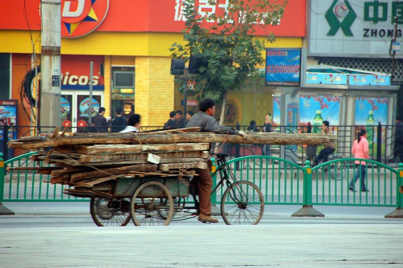street scenes, China