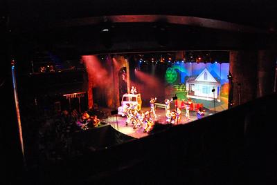 The Carnival Dream, Live show Encore theater
