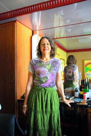 The Carnival Dream spa room 11214