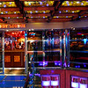The Carnival Dream, Burgundy Lounge entrance