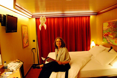 The Carnival Dream spa room 11214 spa room 11214