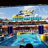 Carnival Dream pool area
