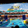 Carnival Dream pool area