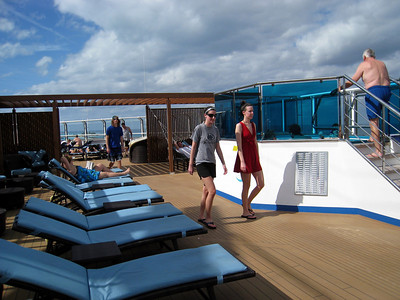Dream Spa serenity deck carnival dream spa deck room photos