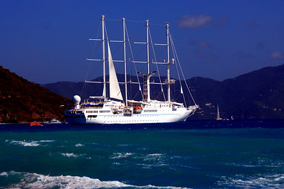 A small windjammer 2010