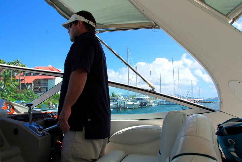 our captain 2010