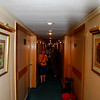 Interior Hallway Ms Royal Orchid a very nice boat, excellent service and its small size was great