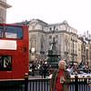 London statue eros 2002