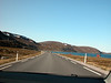 road from Alta, Norway to Nordkapp