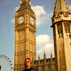 Trip to Engand, Scotland and France 1989 big ben