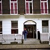 Trip to Engand, Scotland and France 1989 Hotel on Russel street near Russell Square, it is still there, a good place to stay