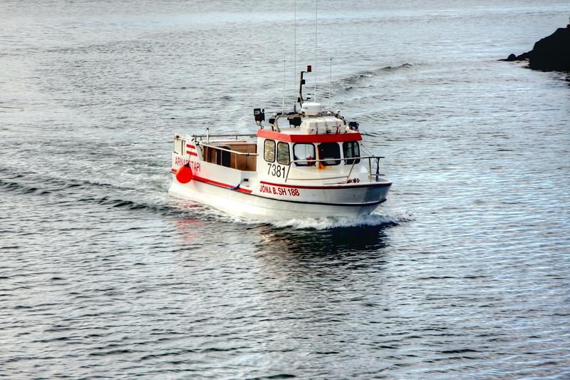 fishing Iceland 2011