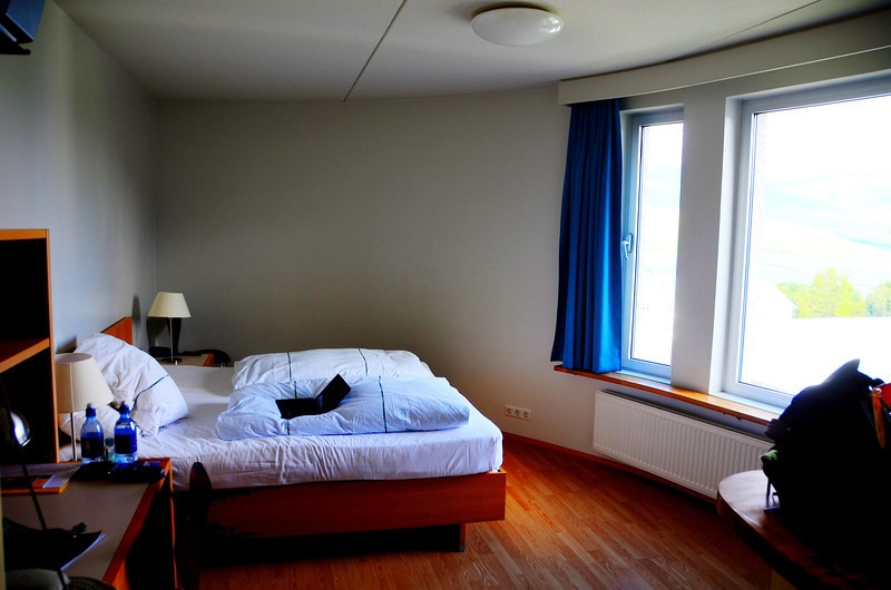 Iceland hotel interior, Iceland 2011