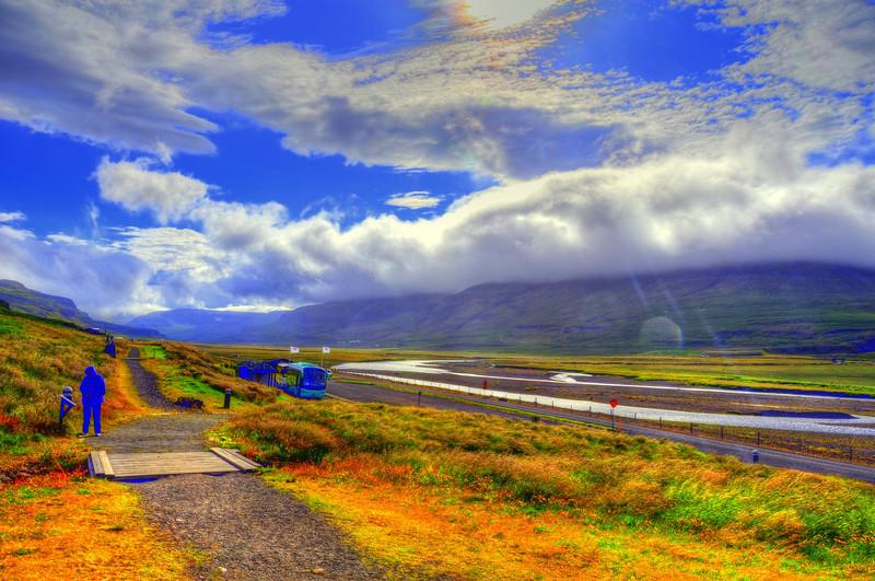 landscape iceland 2011