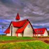 CHURCH, ICELAND 2011