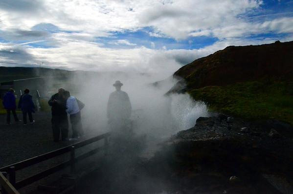 Iceland thermal springs 2011