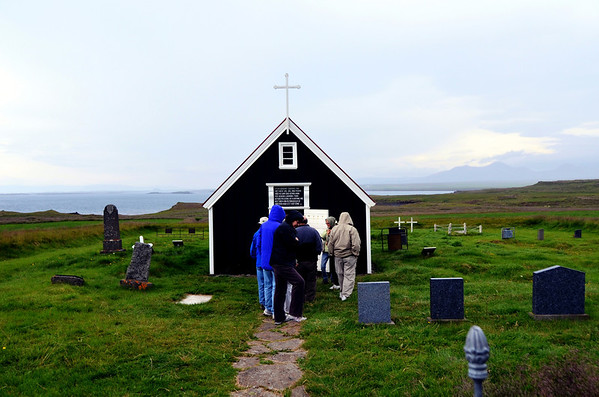 Icelandic church 2011