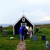 Icelandic church 2011