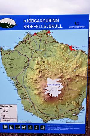 map Iceland 2011