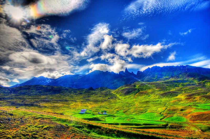 2011 Scenic Landscape, Iceland