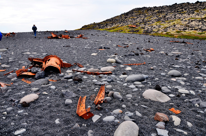 boat wreck, iceland 2011