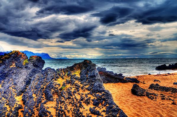 landscape, Iceland, photograph 2011