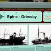 boat wreck, iceland 2011, trawler Epine