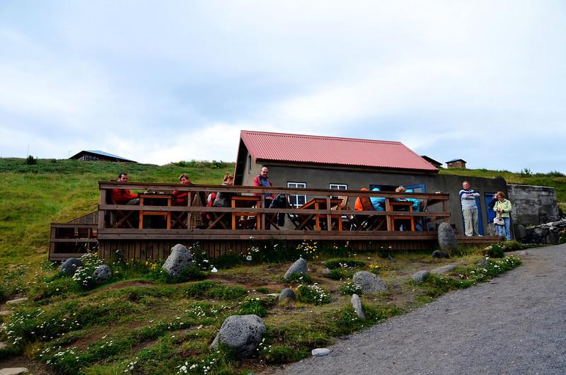 Iceland restaurant, 2011