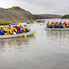 White Water Rafting, Iceland