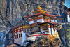 HIKING TIGERS NEST, BHUTAN