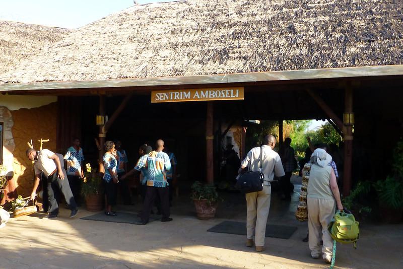 Amboseli National Park, Africa