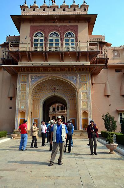 JAIPUR, INDIA Amber Palace Jaipur Hotel