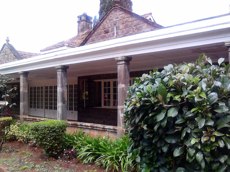 Karen Blixen House, Rift Valley Africa