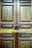 one of many doors berber