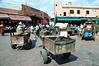 Djemaa el Fna Square   Marrakesh berber