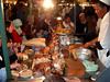 Djemaa el Fna Square night dinner in under the stars berber