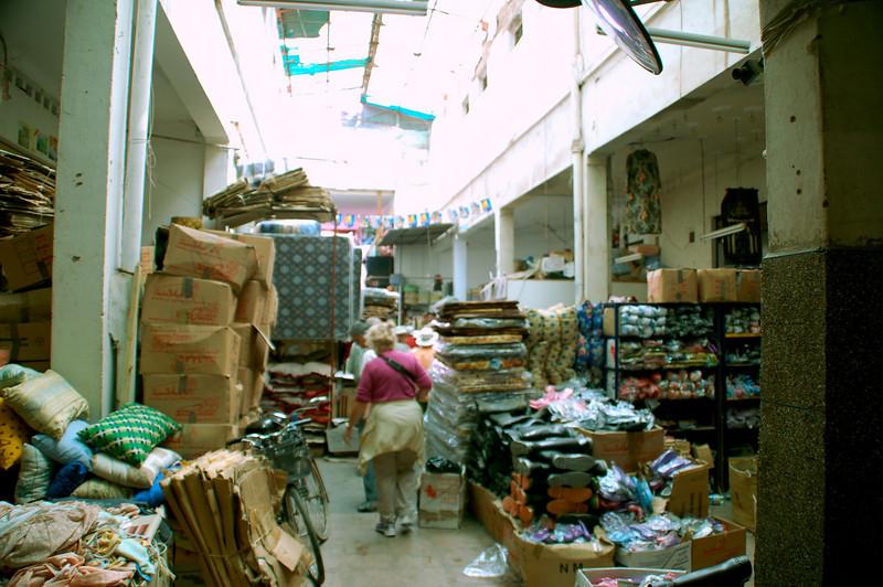 Djemaa el Fna Square market berber