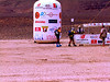 desert marathon finish line area.<br /> marathon des sables