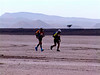 desert marathon in morocco/marathon des sables