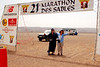 a marathon in the desert on the morroccan algerian boarder a desert marathon! betty and andy finished the marathon (NOT)<br /> marathon des sables