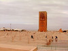 Hassan Tower Rabat unfinished  Morocco