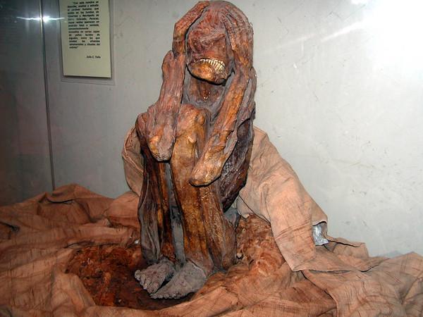 mummy cusco museum