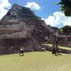 CHACCHOBEN, MEXICO MAYAN RUINS