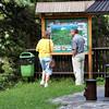 spisky salas resturant looking at map of area spiske vlachy,
