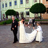 St Nicholas Church wedding, Presov, Slovakia