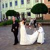 St Nicholas Church wedding, Presov, Slovakia